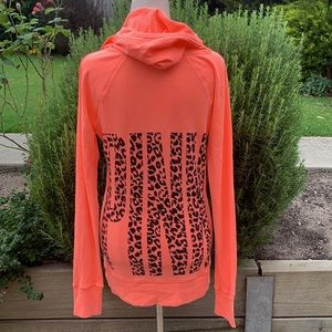 VS PINK | Fluro loungewear hoodie